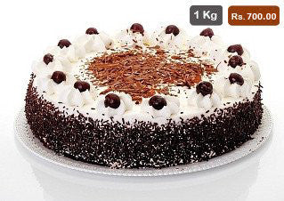 Special Black Forest Flavour Cake Cake Square Chennai