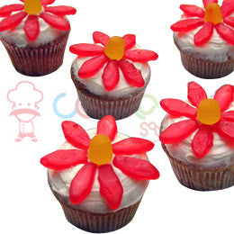CP094- Jelly Party Cupcakes
