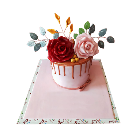 MC012 - Boquet Cake