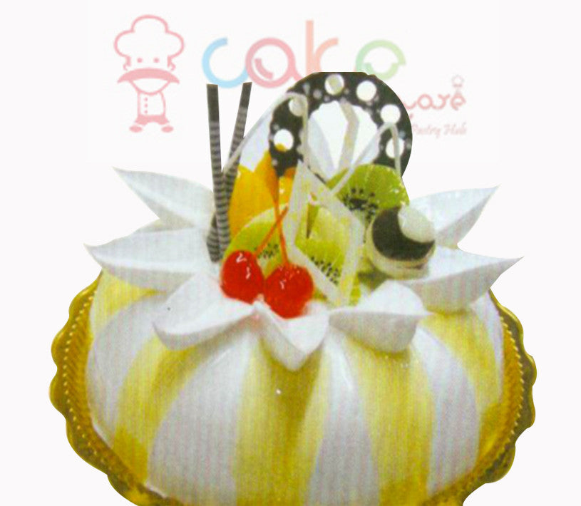 SD084 - Lotus Love Cake