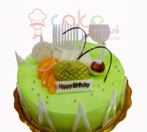 SD117 - Gorgeous green Cake