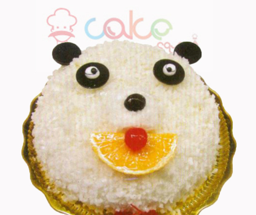 SD124 - Bear Birthday Cake