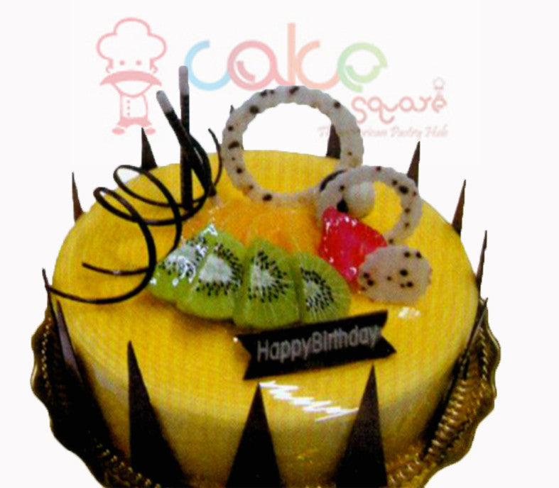 SD161 - Mango Munch Cake