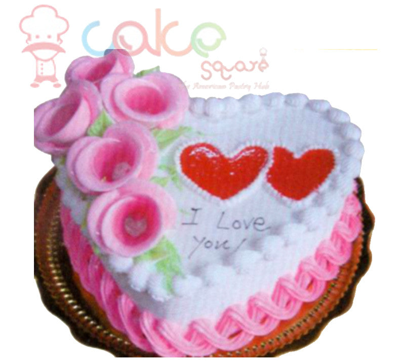 SD268 - Celebration of Love Cake