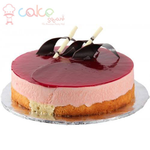 CSDBD664 - Strawberry Vanilla Cake