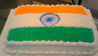 CSDSE001 - National Flag Cake