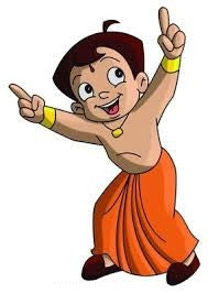 PH011 - Chota Bheem Photo Cake