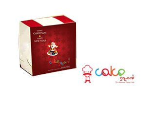 SC019- Plum Cake 500gms with gift box