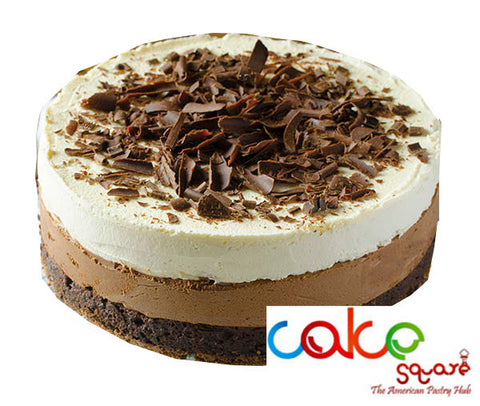 AC016- Triple Chocolate Mousse Cake