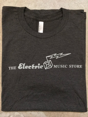 The Electric Music Store Logo T-Shirt