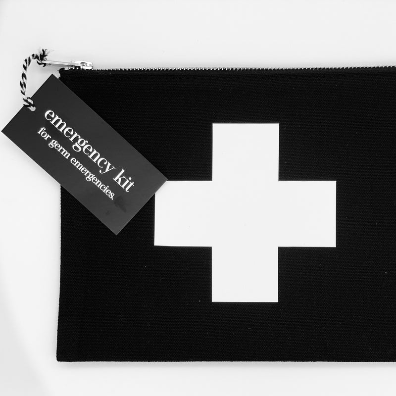 OUT x CANDY&CAVIAR® germ emergency kit