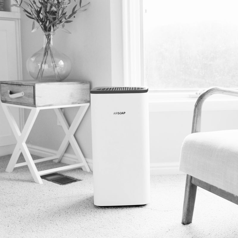 OUT AirSoap air purifier