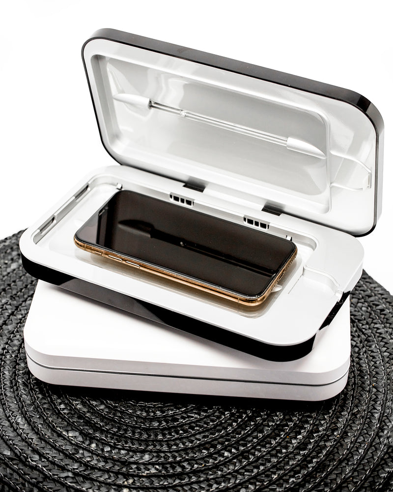 OUT PhoneSoap Pro smartphone UV-C sanitizer