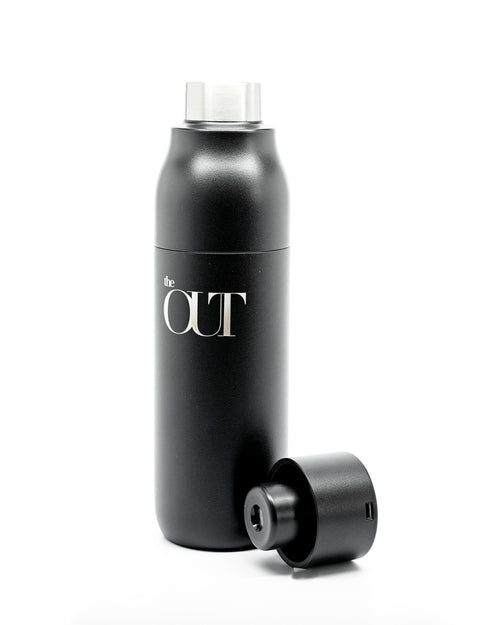 OUT x LARQ UV-C water bottle (limited edition)
