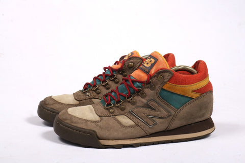 New Balance Vintage brown Orange Pre-Owned
