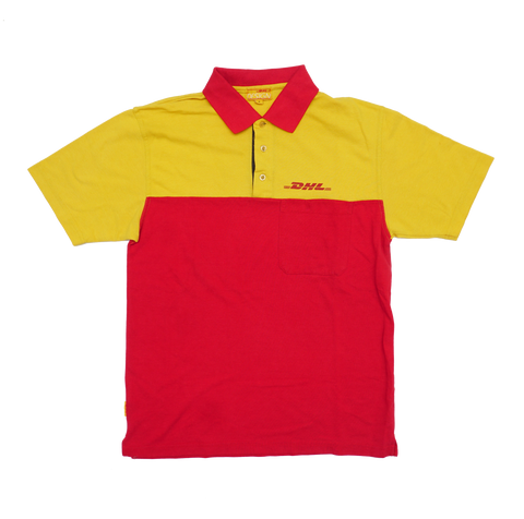 DHL Employee Polo Shirt