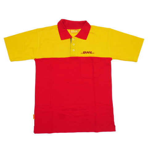 DHL SHIRT UNIFORM WORK