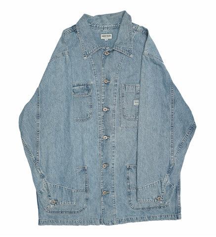 Vintage GUESS USA Denim Jacket - Kape Mart