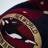 Sea World Cap Vintage
