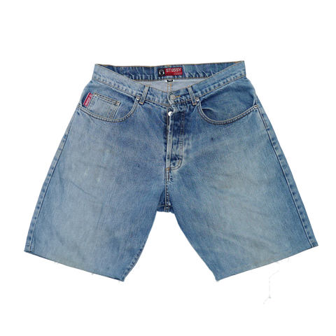 Stussy Short Pants Denim Vintage