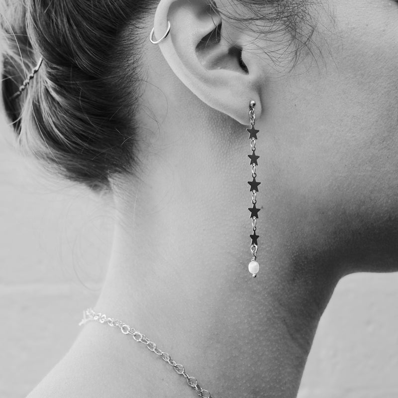 The Guiding Star earrings
