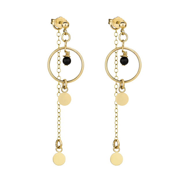 The Pollux earrings