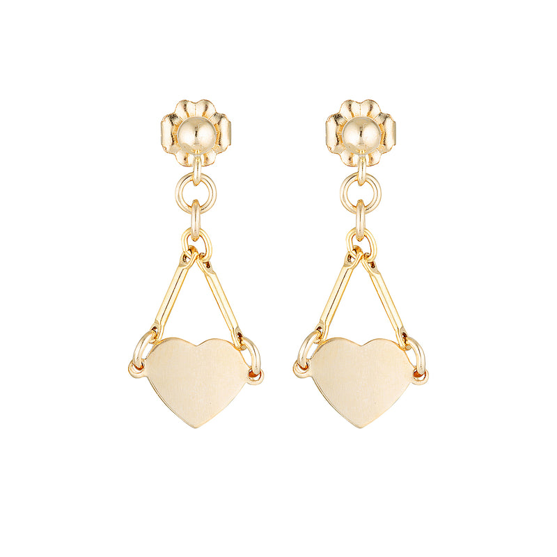 The Coeur earrings