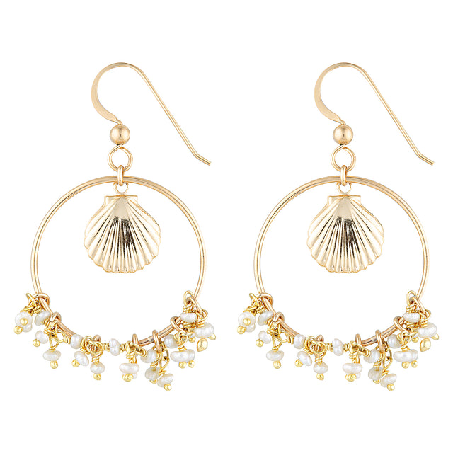 The Riviera earrings