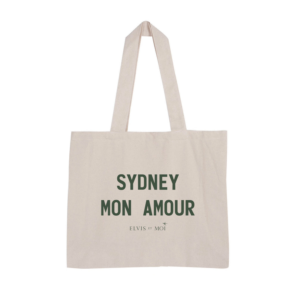 The Sydney Mon Amour tote bag