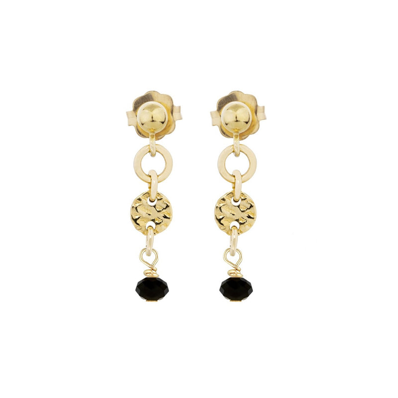 The Mini rayon crystal earrings