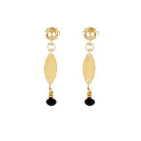 The Mini Marquise earrings