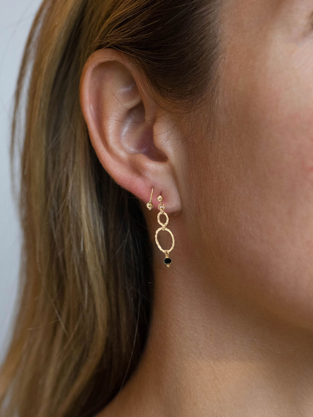 The Newton earrings