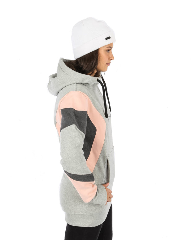 DWR MD Shred Hoodie Grey Marle - Yuki Threads