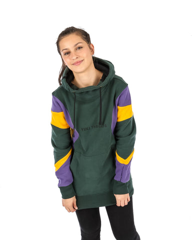 DWR MD Shred Hoodie Dark Teal