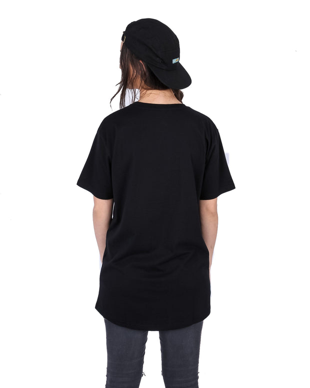 The Irwin Tee Black - Yuki Threads