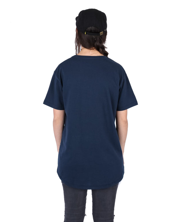 The Irwin Tee Navy - Yuki Threads