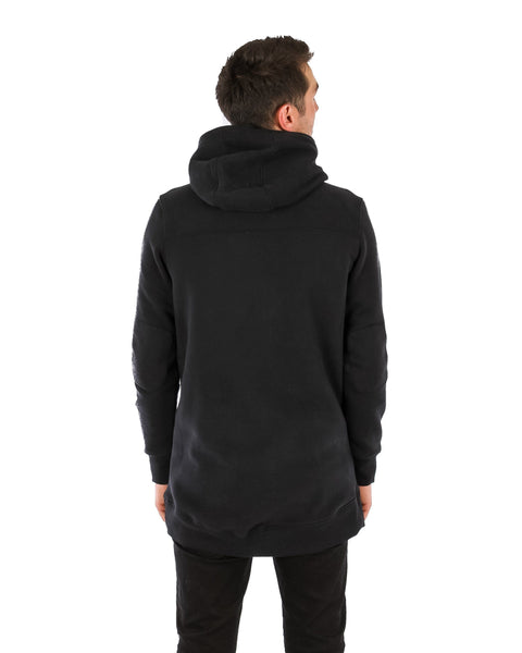 DWR Peace Shred Hoodie Black - Yuki Threads