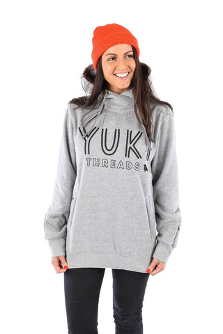 Mr Squiggle Hoodie Heather Grey (DWR)