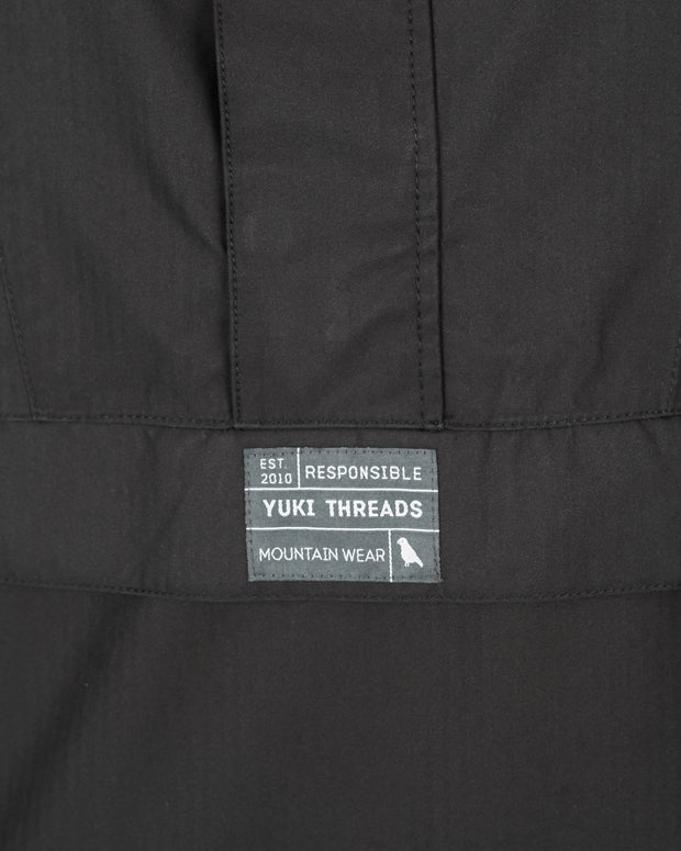 Street Jacket Black - Yuki Threads