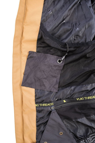 Tradie Jacket Black/Tan