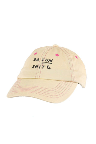 Do Fun Shit Dad Cap Washed - Yuki Threads