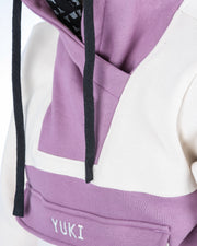 Weekend Anorak Dirty Lilac / Off White - Yuki Threads
