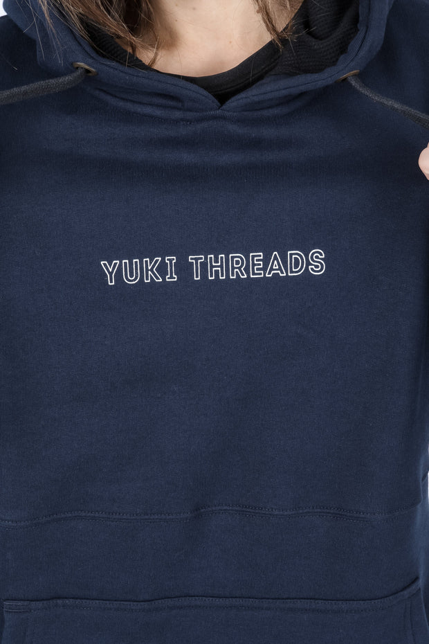 Mixed Tape Navy - Yuki Threads