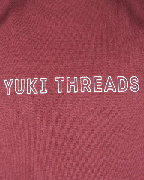Mixed Tape Maroon - Yuki Threads