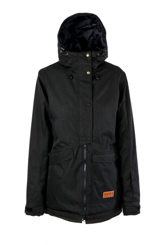 Brooklyn Jacket Black - Yuki Threads