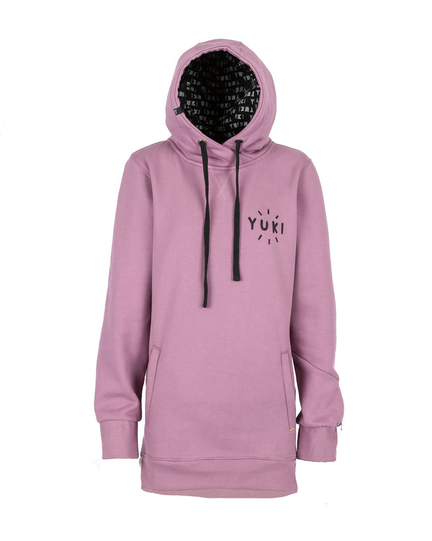 Little Vegemite Hoodie Dirty Lilac - Yuki Threads
