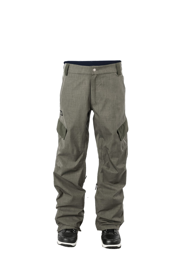 Tundra Pant Olive - Yuki Threads