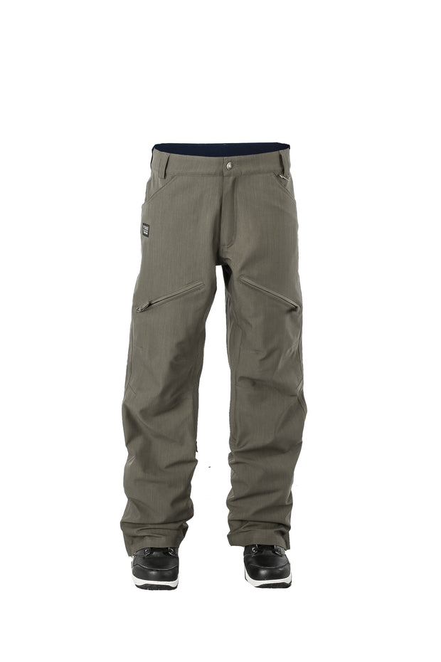 Street Pant Olive - Yuki Threads