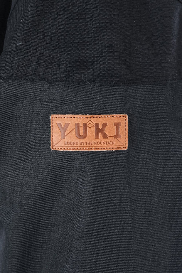 Tundra Jacket Black - Yuki Threads