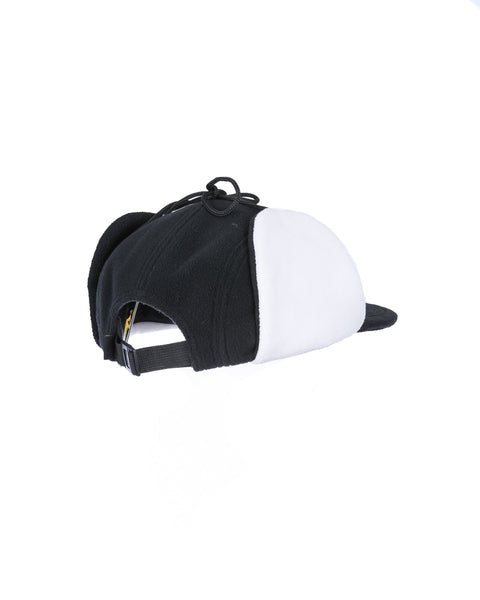 Ushanka Black / Off White - Yuki Threads